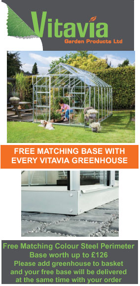 Eden Greenhouse Promotion