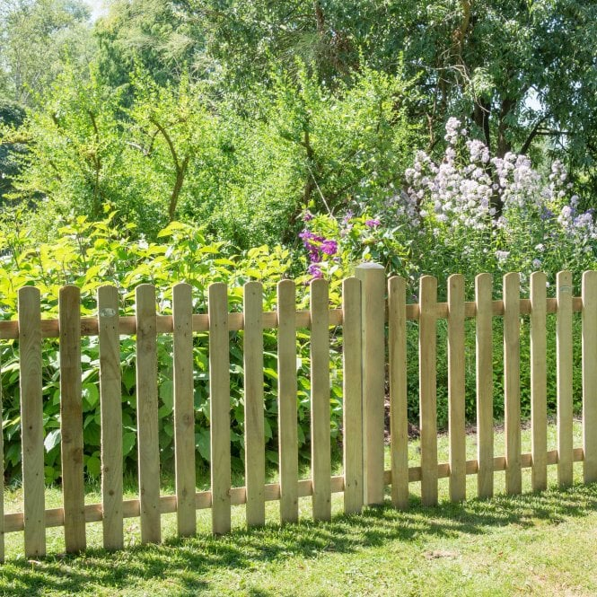 Click to view product details and reviews for 18m X 09m Pressure Treated Heavy Duty Pale Fence Panel.