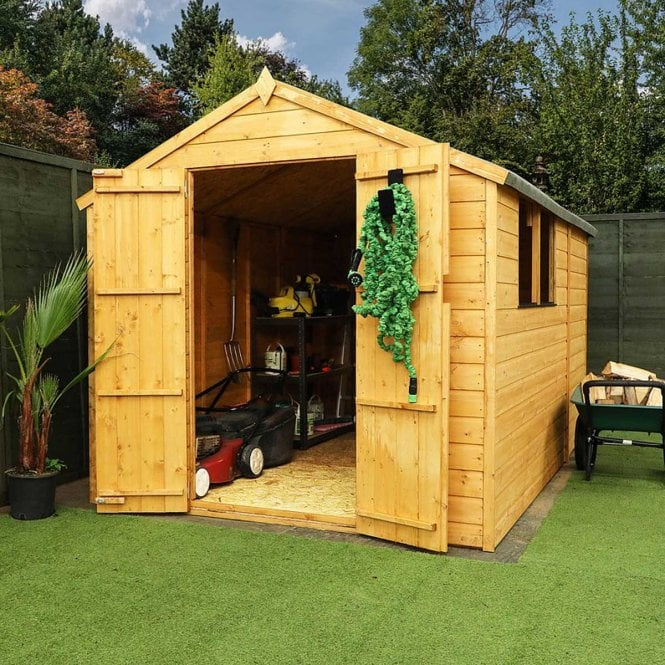 Click to view product details and reviews for 10x7 Shiplap Apex Shed.