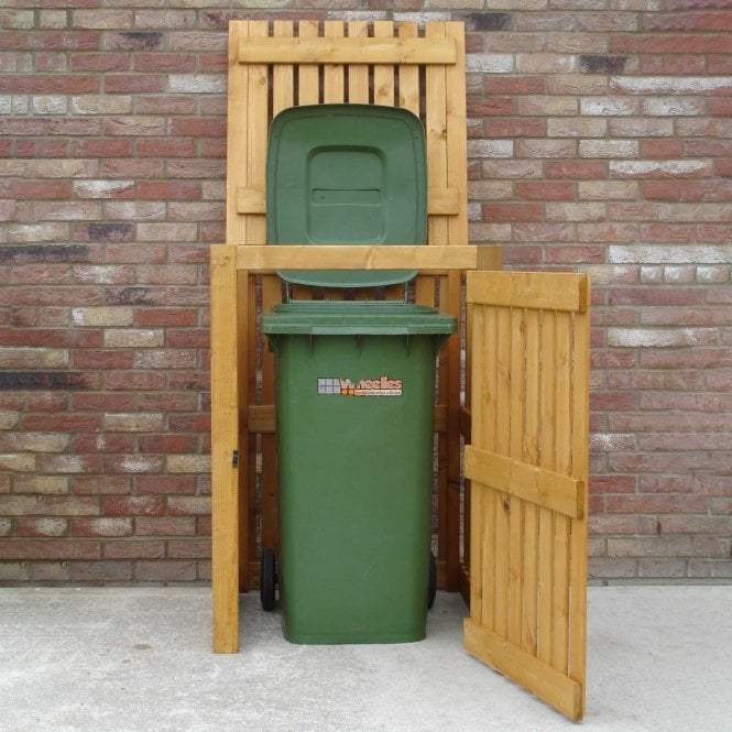 Click to view product details and reviews for 3 X 3 Wheelie Bin Store.