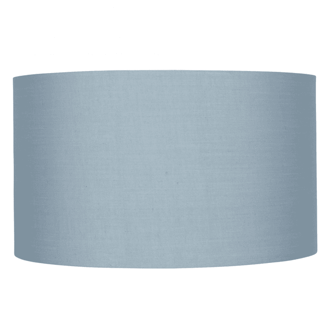 Click to view product details and reviews for 40cm Poly Cotton Cylinder Drum Shade.