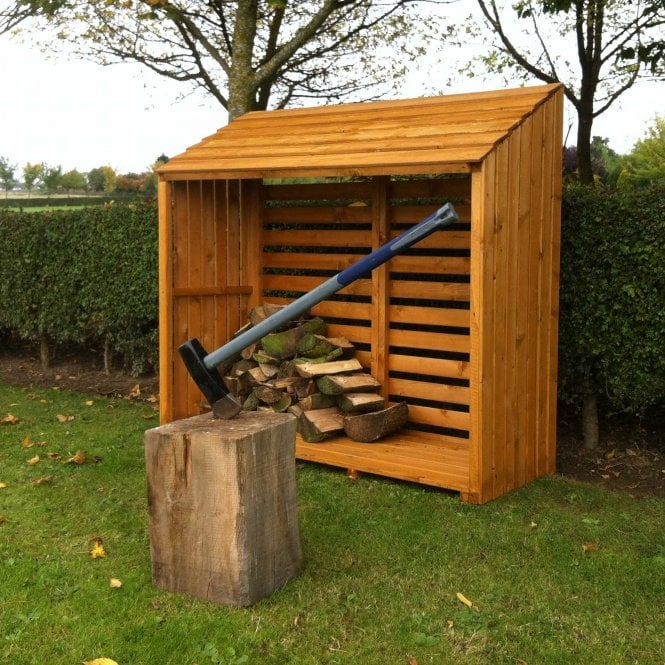 Click to view product details and reviews for 5 X 2 Log Store.