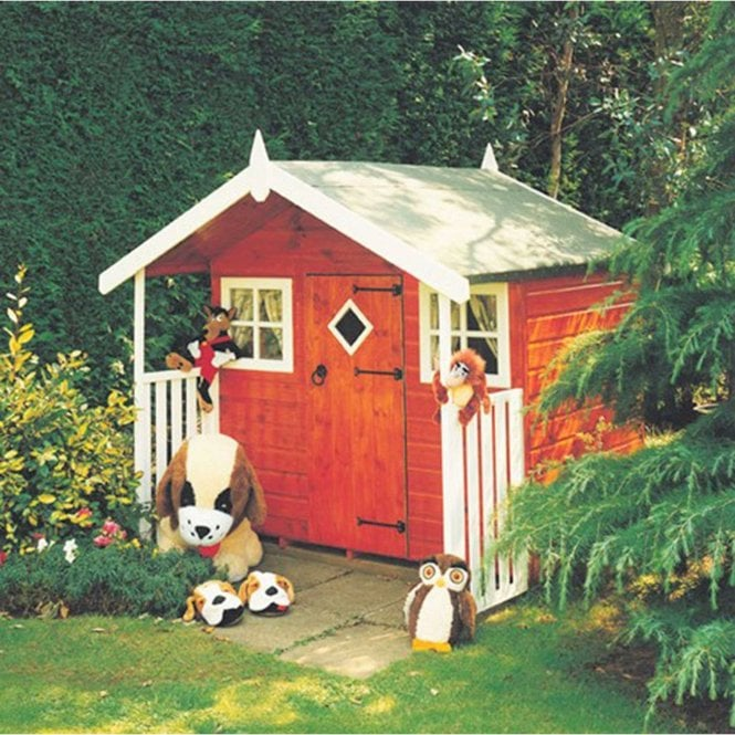 Click to view product details and reviews for 6 X 4 Hobby Playhouse.