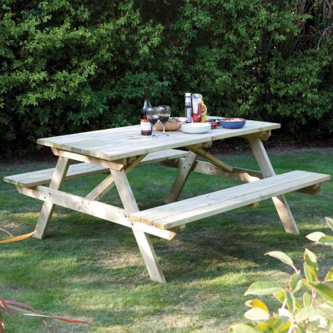 Click to view product details and reviews for 6ft Picnic Bench.