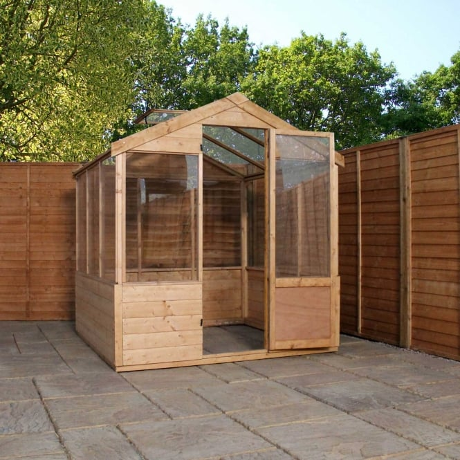 Click to view product details and reviews for 8 X 6 Apex Value Greenhouse.