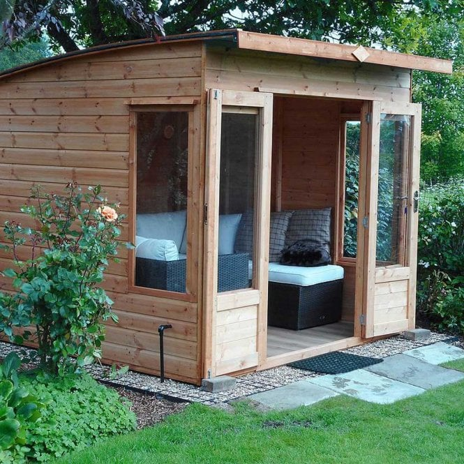 Click to view product details and reviews for 8 X 8 Helios Summerhouse.