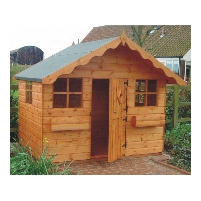 A1 Cottage Playhouse 5 X 7 7 X 7
