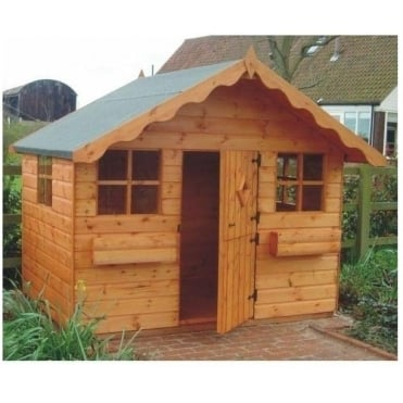 A1 Cottage Playhouse: 5' x 7' / 7' x 7