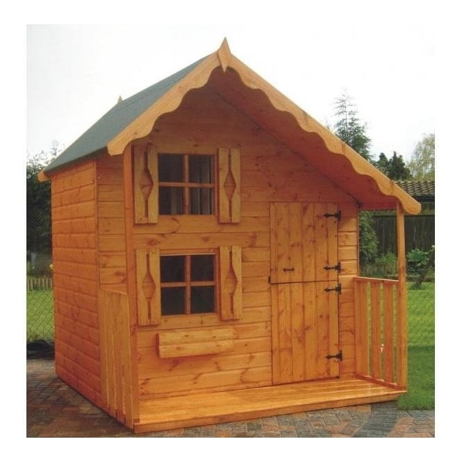 A1 Deluxe Playhouse 5 X 7 7 X 7 8 X 8