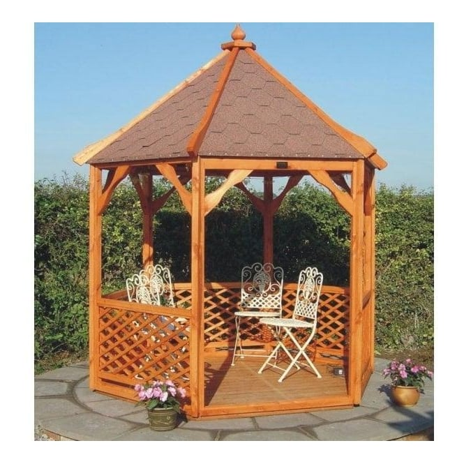 Click to view product details and reviews for A1 Hexagonal Summer Gazebo.