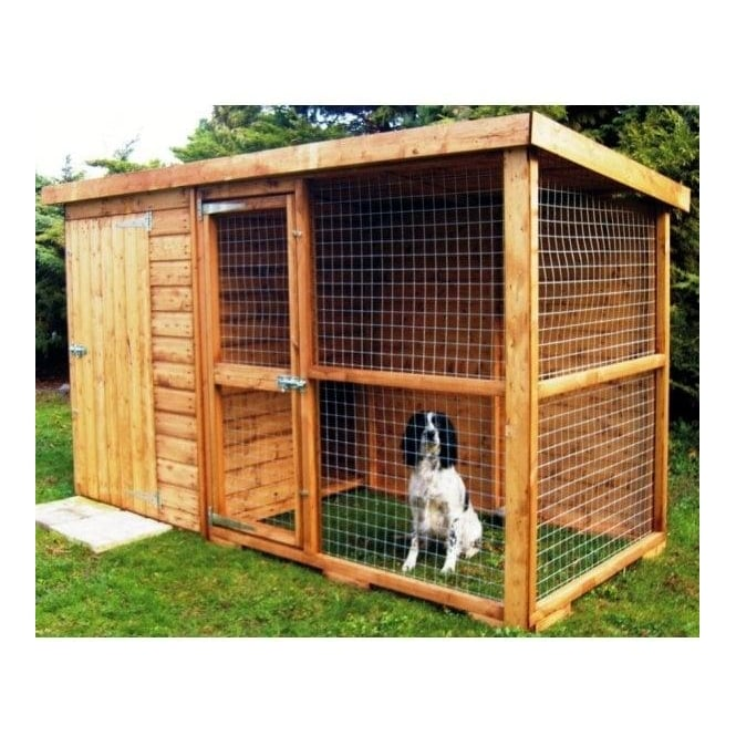 Click to view product details and reviews for A1 Jaspers Kennel And Run.