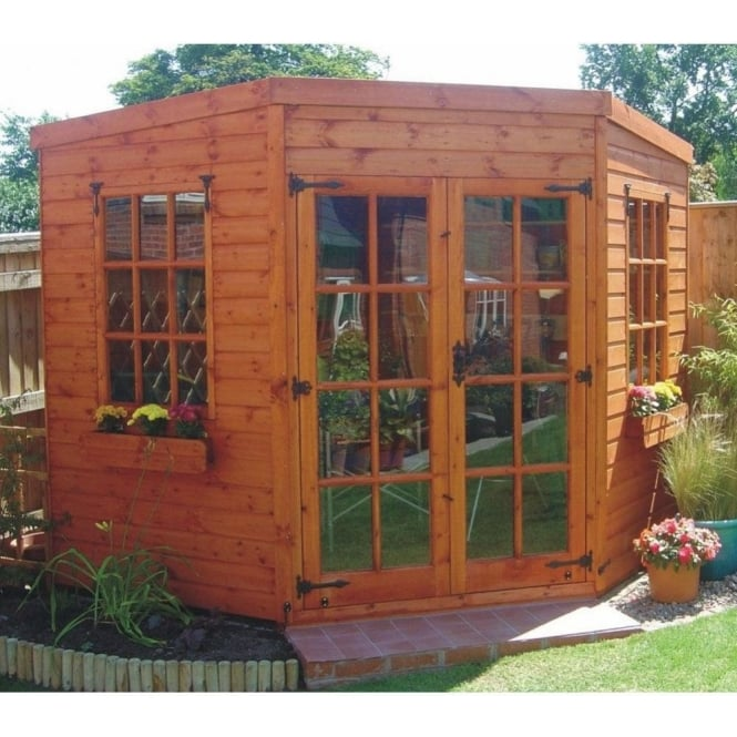 Click to view product details and reviews for A1 Kirton Corner Summerhouse.