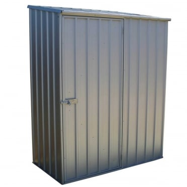 ABSCO 5 x 3 Space Saver Metal Shed Available in Two Colours