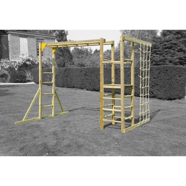 action climbing frames monkey bars w o slide. Black Bedroom Furniture Sets. Home Design Ideas