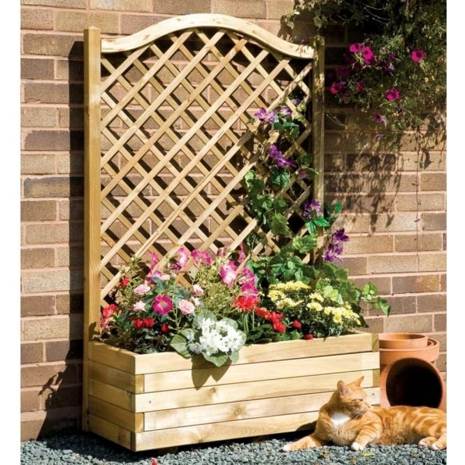 Grange Rosa Planter Trellis 15 Yr Manufacturers Guarentee Against Rot