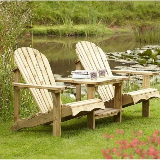 Click to view product details and reviews for Adirondack Companion Seat.