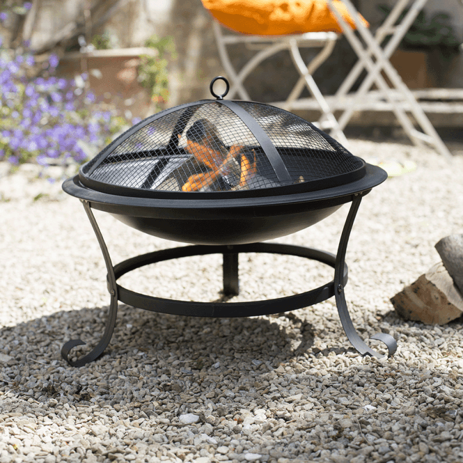 Click to view product details and reviews for Albion Steel Firebowl.