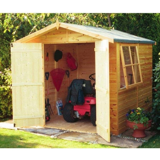 Click to view product details and reviews for Alderney 7x7 Garden Shed.
