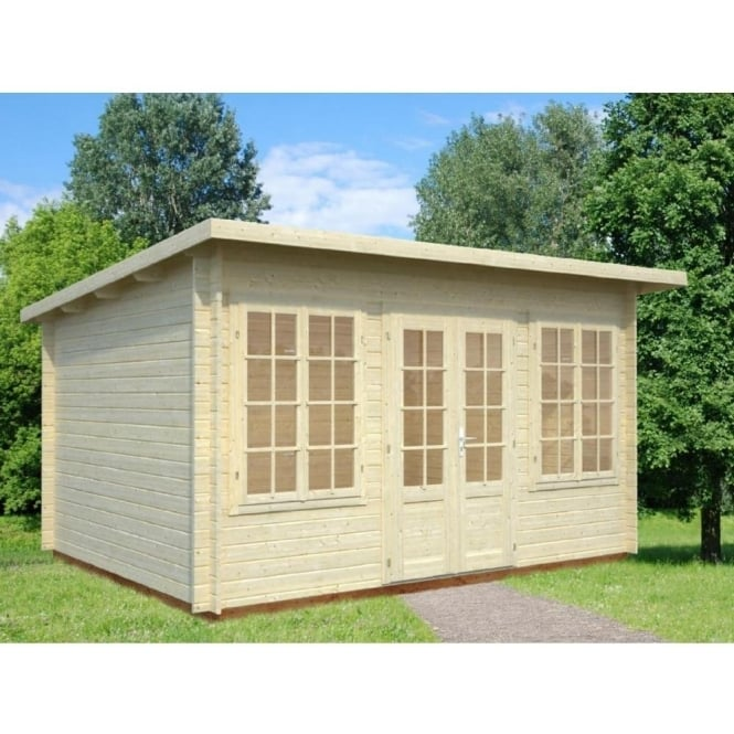 Aleina Log Cabin with 4m x 3m Footprint