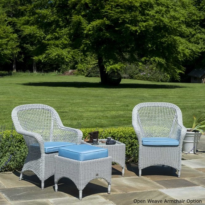 Click to view product details and reviews for Alexander Rose Classic Lounging Set With Footstools.