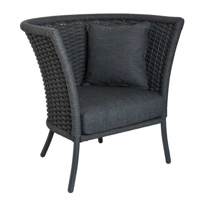 Click to view product details and reviews for Alexander Rose Cordial Rope Straight Chair.