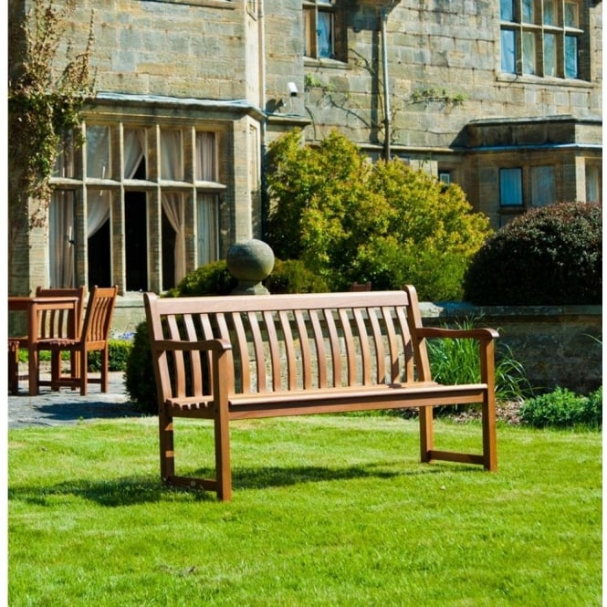 Click to view product details and reviews for Alexander Rose Cornis Broadfield Bench 2 Widths Available.