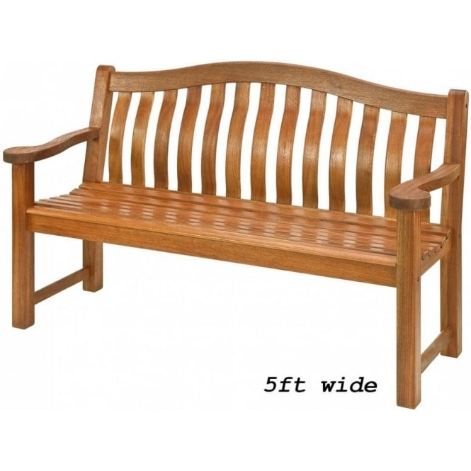 Click to view product details and reviews for Alexander Rose Cornis Turnberry 5ft Bench.