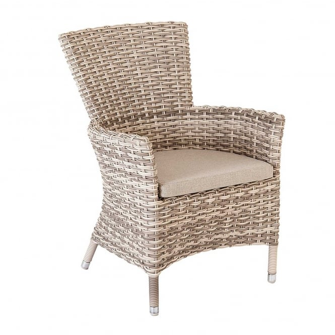 Click to view product details and reviews for Alexander Rose Kool Pearl High Back Armchair.