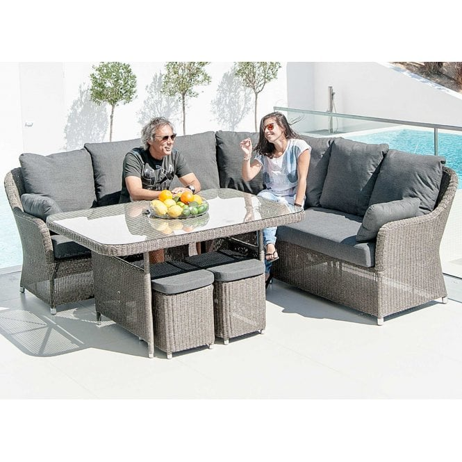 Click to view product details and reviews for Alexander Rose Monte Carlo Casual Dining Sofa Set.