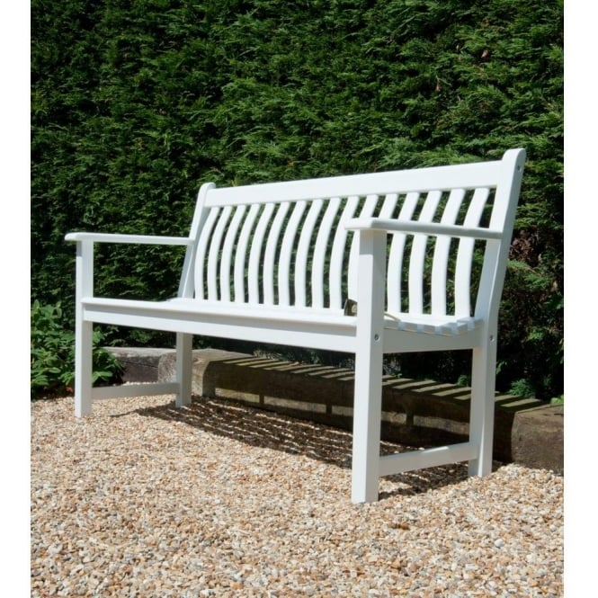 Click to view product details and reviews for Alexander Rose New England Broadfield Bench 2 Widths Available.