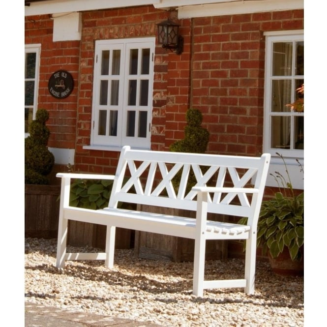 Click to view product details and reviews for Alexander Rose New England Drachmann 5ft Bench.