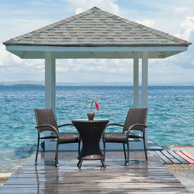 Click to view product details and reviews for Alexander Rose Ocean Bronze Wave And Fiji Bistro Set.