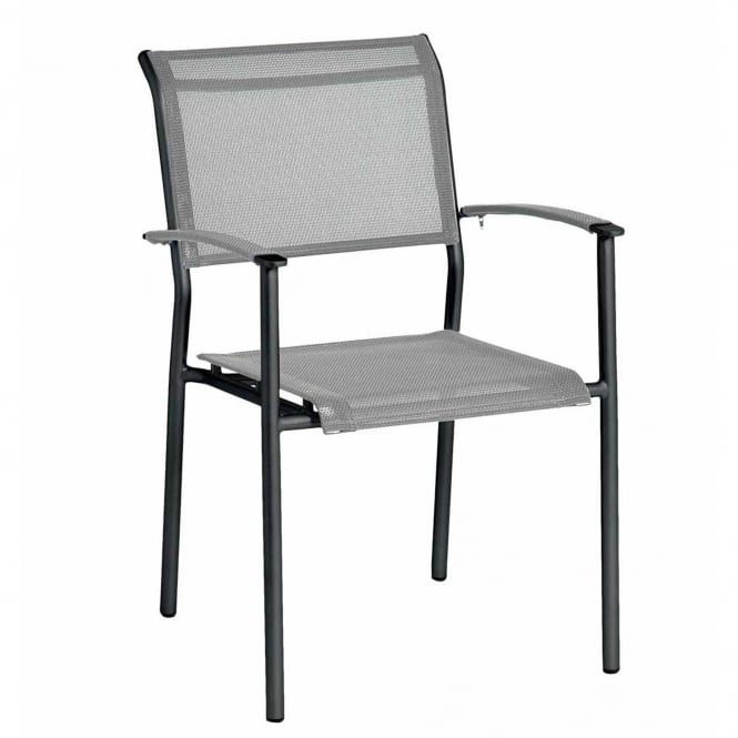 Click to view product details and reviews for Alexander Rose Portofino Lite Stacking Sling Armchair.