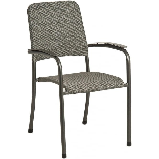 Click to view product details and reviews for Alexander Rose Portofino Stacking Armchair.