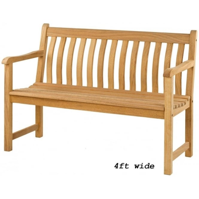 Click to view product details and reviews for Alexander Rose Roble Broadfield Bench 2 Widths Available.