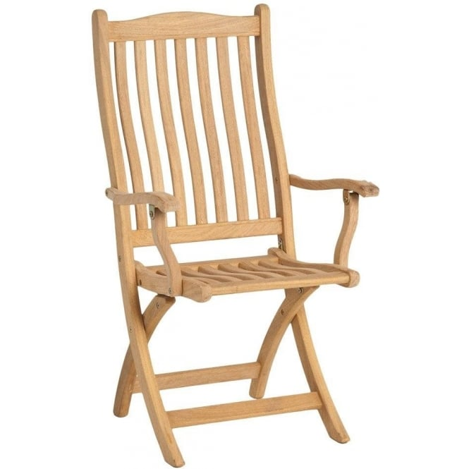Click to view product details and reviews for Alexander Rose Roble Folding Carver Chair.