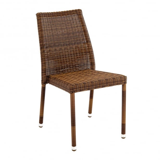 Click to view product details and reviews for Alexander Rose San Marino Stacking Side Chair.