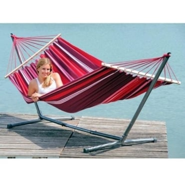 amazonas hammock and stand summerset hammocks and stands  rh   gardenchic co uk