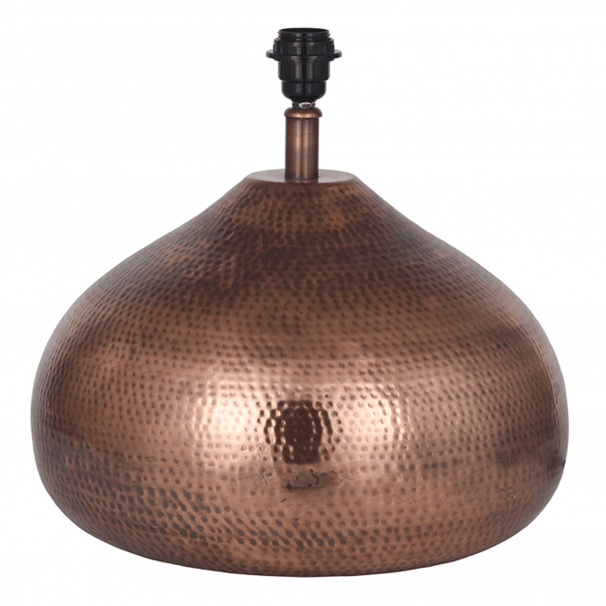 Click to view product details and reviews for Antique Copper Pot Table Lamp Base.
