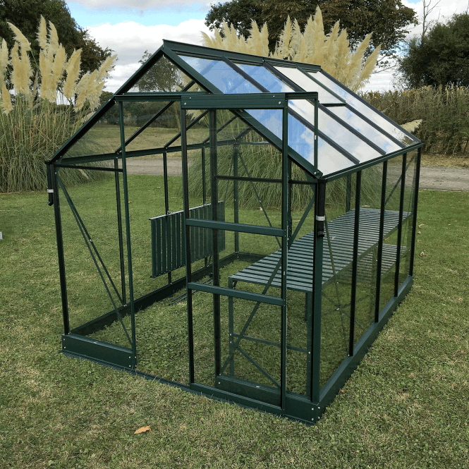 Click to view product details and reviews for Apollo 3800 6 X 6 Greenhouse Green.