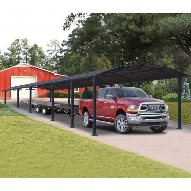 Click to view product details and reviews for Arcadia 12700 Carport Kit.