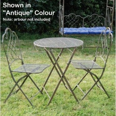 Ascalon Avalon Bistro Set in Two Colours