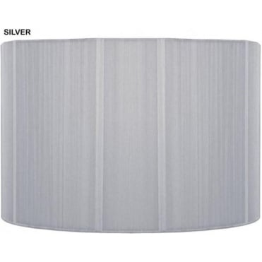 Aubery Drum In Shimmering String Lamp or Ceiling Pendant Shade 25cm
