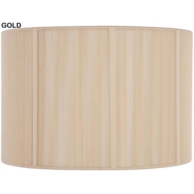 Aubery Drum In Shimmering String Lamp Or Ceiling Pendant Shade 30cm