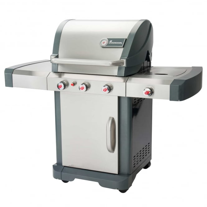 Click to view product details and reviews for Avalon 31 Stainless Steel Gas Bbq.