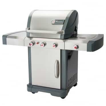 Avalon 3.1 Stainless Steel Gas BBQ