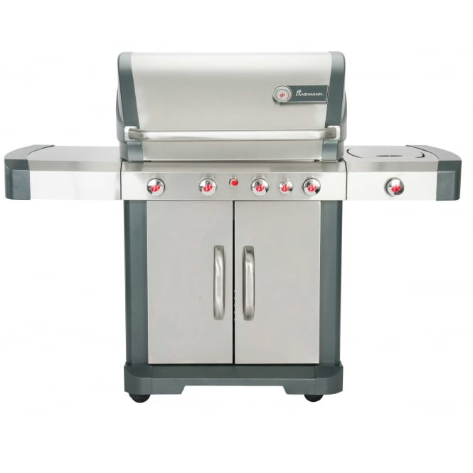 Click to view product details and reviews for Avalon 51 Stainless Steel Gas Bbq.