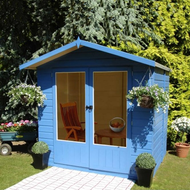 Click to view product details and reviews for Avance Summerhouse 7x5 Shiplap.