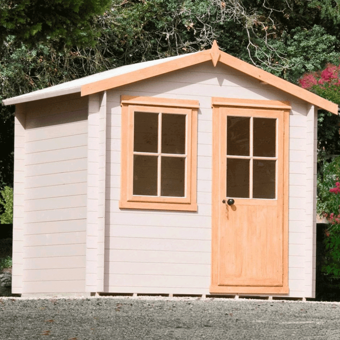 Click to view product details and reviews for Avesbury Log Cabin 8 X 8.