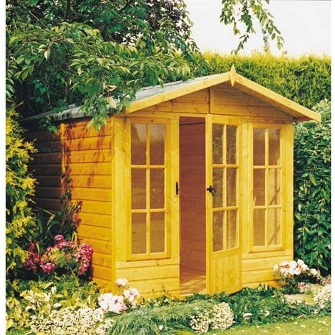 Click to view product details and reviews for Badminton Summerhouse 7 X 10.